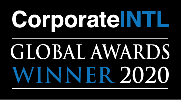 CorporateINTL Global Awards Winner 2020