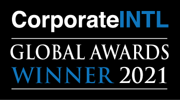 CorporateINTL Global Awards Winner 2021