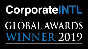 CorporateINTL Global Awards Winner 2019
