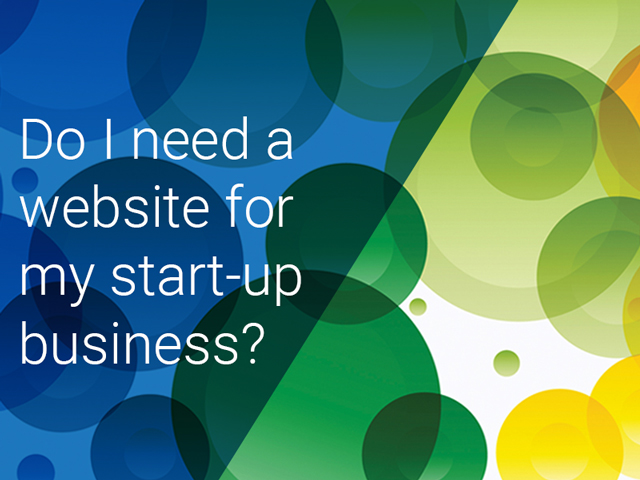 Start-up Business Website Design