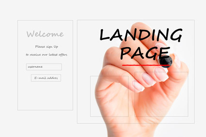 Landing pages must always be relevent to the search term and never include duplicate content
