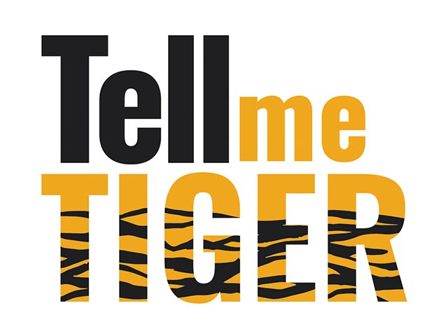 Tell Me Tiger Logo
